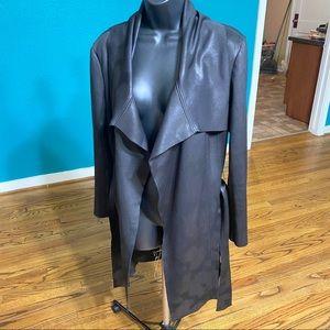 Lena Gabrielle faux leather Jacket side 10